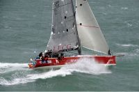 UK Keelboat Academy's TP52, John Merricks II. Photo: RORC/Rick Tomlinson