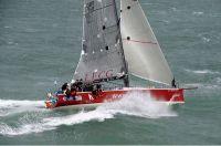 UK Keelboat Academy's TP52, John Merricks II. Photo: RORC/Rick Tomlinson
