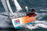 "Clipper Ventures' Clipper 68 ""Hull % Humber"""
