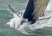 Artemis Ocean Racing regain overall lead in Sevenstar Round Britain and Ireland Race RORC/Rick Tomlinson