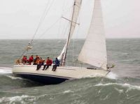 Floris Ingen Housz's Baltic 45 Beluga