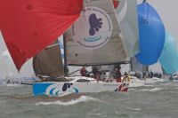 The Army Sailing Association's A40 British Soldier