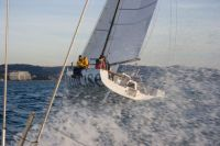 Celox Racing's Class 40 Celox40 skippered by Gottfried Pössl